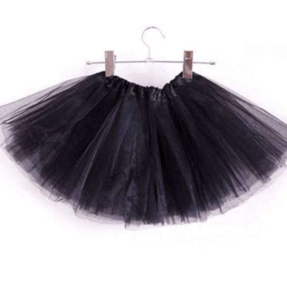 Three Colorful Tutus For Little Girl Boutique